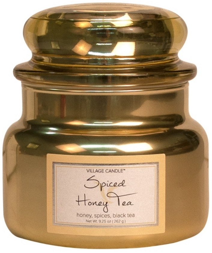 Vonná svíčka - Spiced Honey Tea