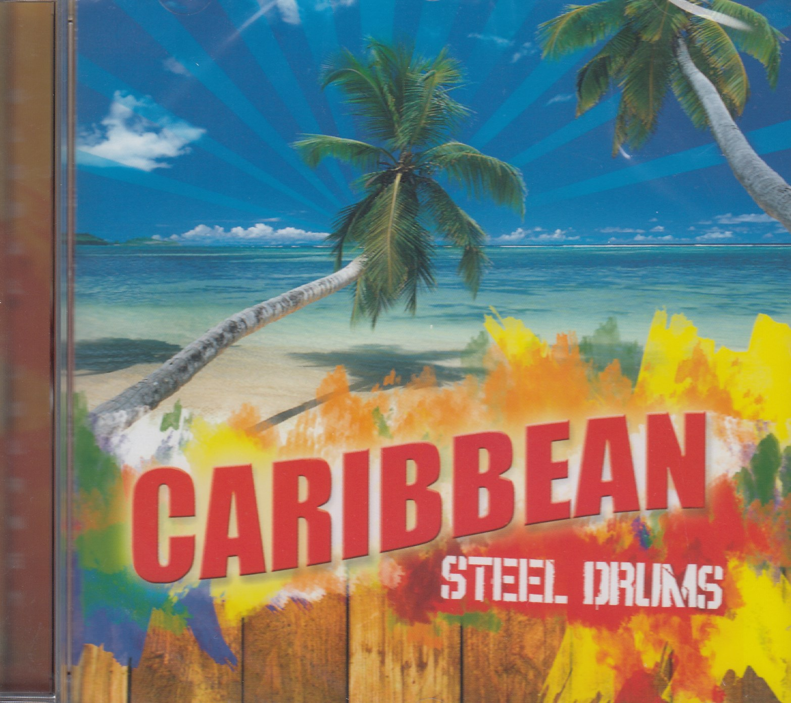 CD - Caribbean Steel Drums