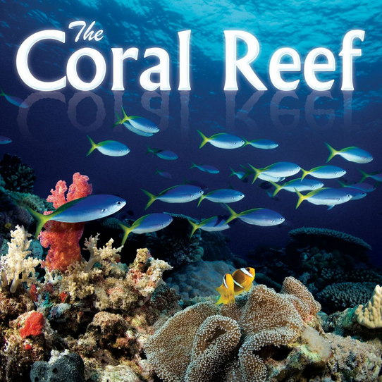 CD - The Coral Reef