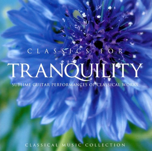 CD - Classics for Tranquility