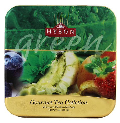 Zelený čaj - Gourmet Tea Colletion Green