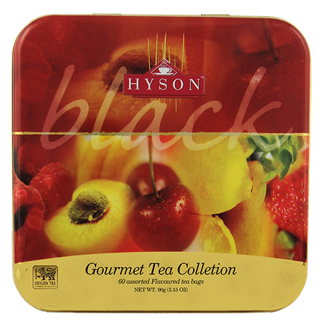 Černý čaj - Gourmet Tea Colletion Black