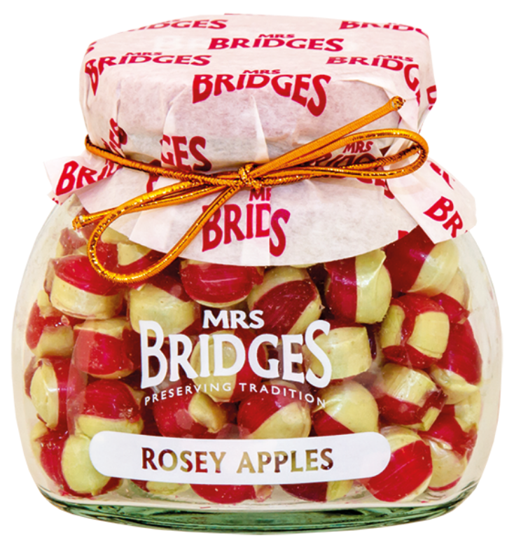 Bonbóny 155g - Rosey Apple Sweets