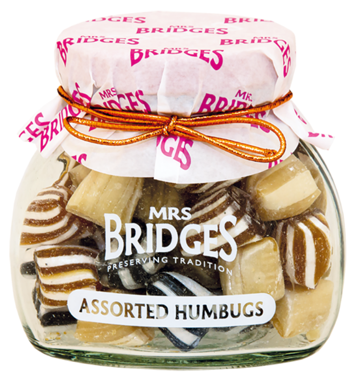 Bonbóny 150g - Assorted Humbugs