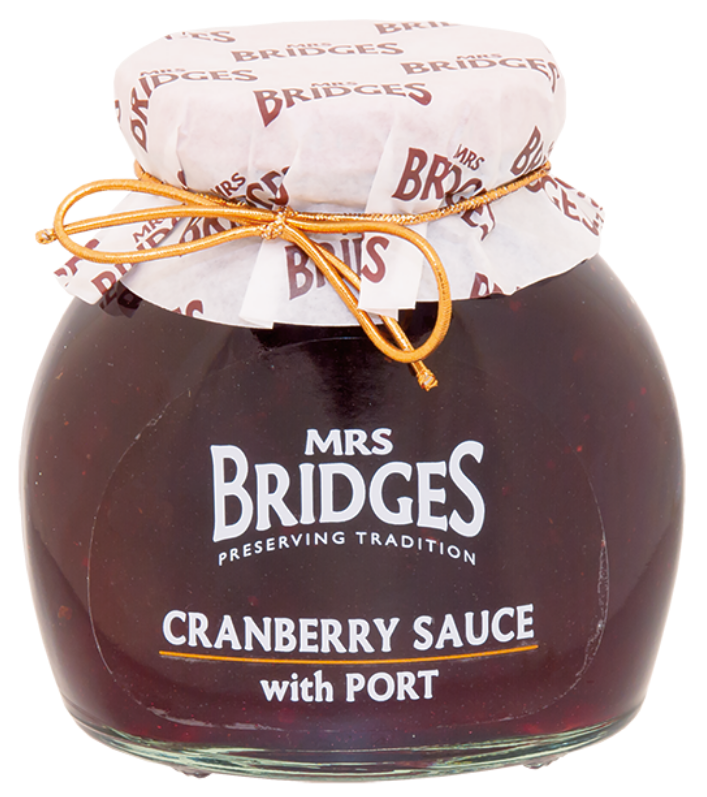 Džem extra 340g - Cranberry Sauce with Port