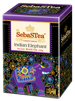 Černý čaj - Indian Elephant