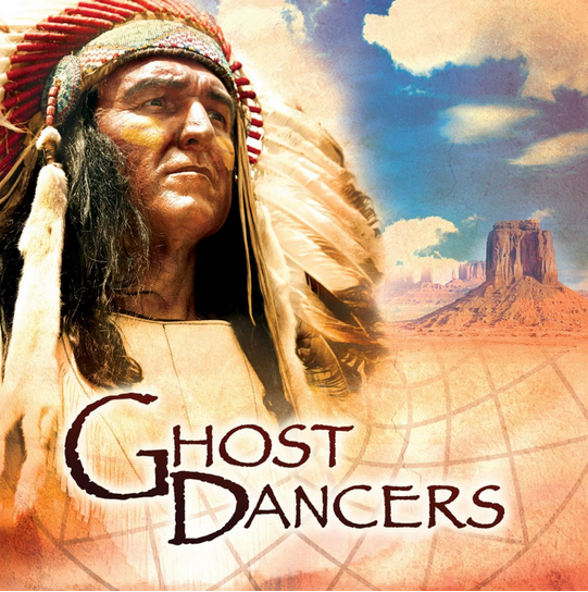CD - Ghost Dancers