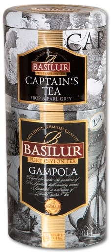 Variace čajů 125g - Captains Tea, Gampola