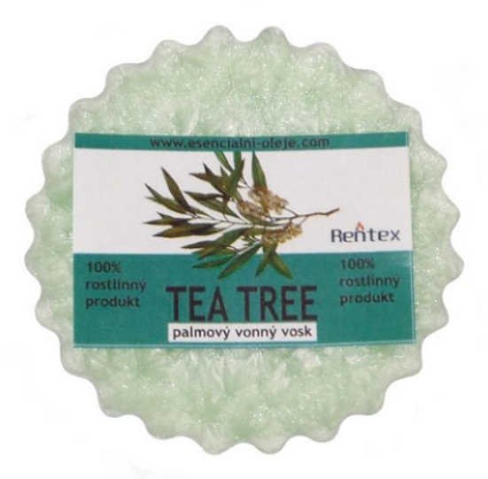 Vosk do aromalampy - Tea Tree